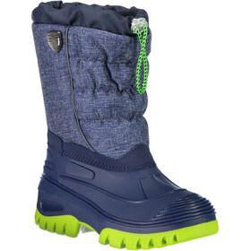 CMP Campagnolo Hanki Mel Boots de neige Enfant, nautico melange